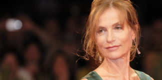 isabelle huppert bafta awards