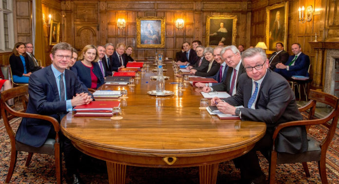 Brexit Chequers meeting