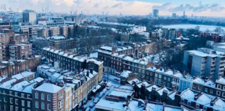 neige Londres