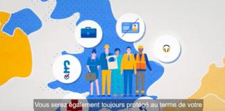 travailleurs européens vidéo