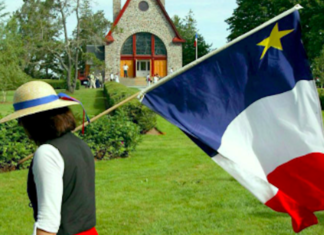 acadie immigration canada