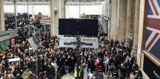 eurostar grève