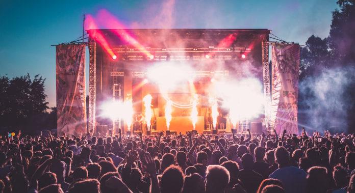 festivals où sortir Londres