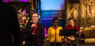église anglicane service français