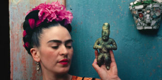 Frida Kahlo, 1939 © Nickolas Muray