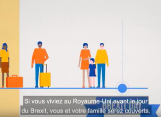 brexit vidéo droits européens famille étudiants