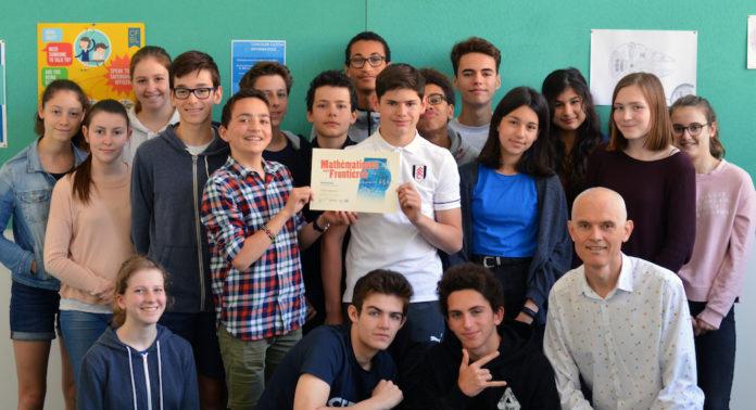 maths CFBL champions monde éducation londres