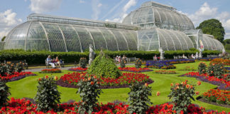 kew gardens parcs londres