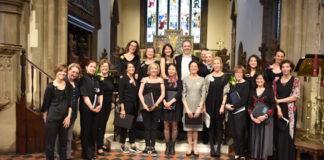 barcarolle choir ateliers chant londres