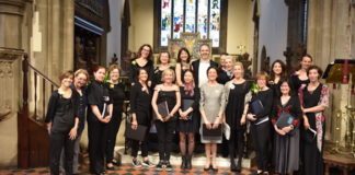 barcarolle choir ateliers chant londres