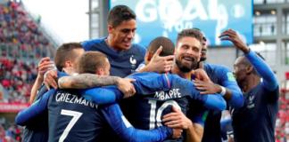 coupe du monde match farnce argentine londres