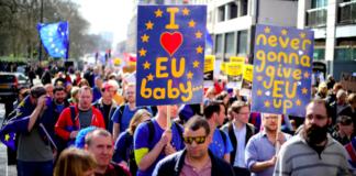 marche brexit