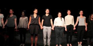 art fabric festival théâtre londres