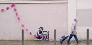 banksy expo londres lazinc gallery
