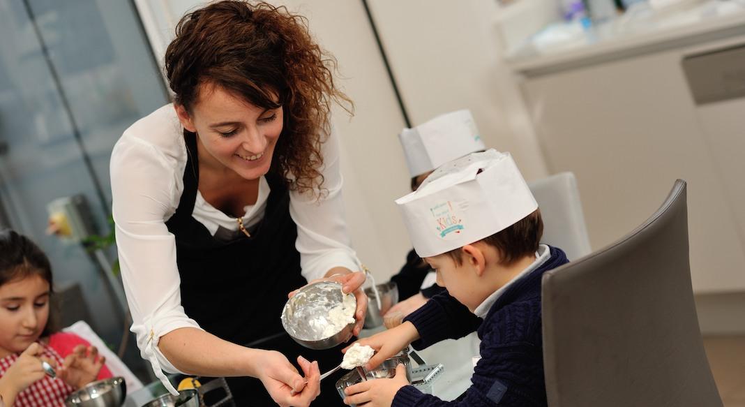 florence rebattet kids en cuisine