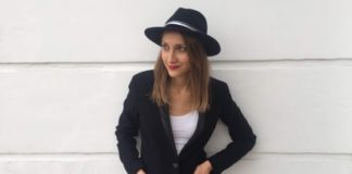 Anne-Charline, créatrice de la marque de chapeaux Be Charlie