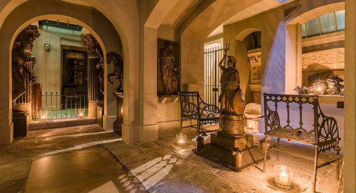 Soane museum à visiter