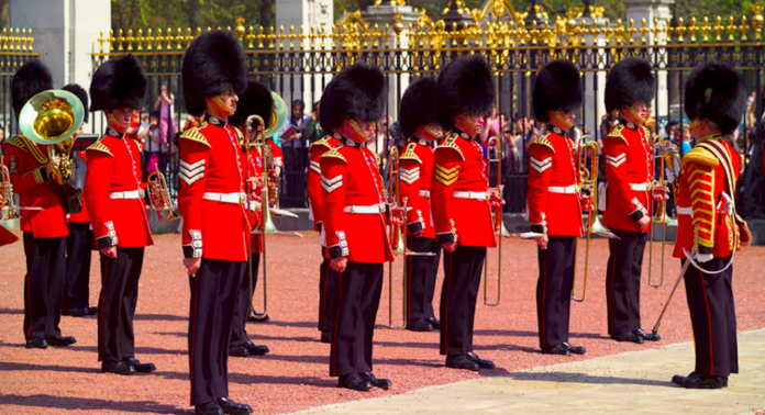 buckingham palace visite