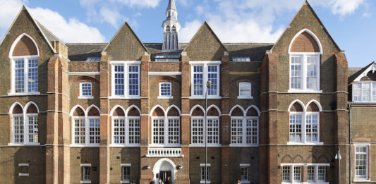 CFBL matinée portes ouvertes Collège Français Bilingue de Londres