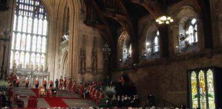 Westminster Hall, journées du patrimoine