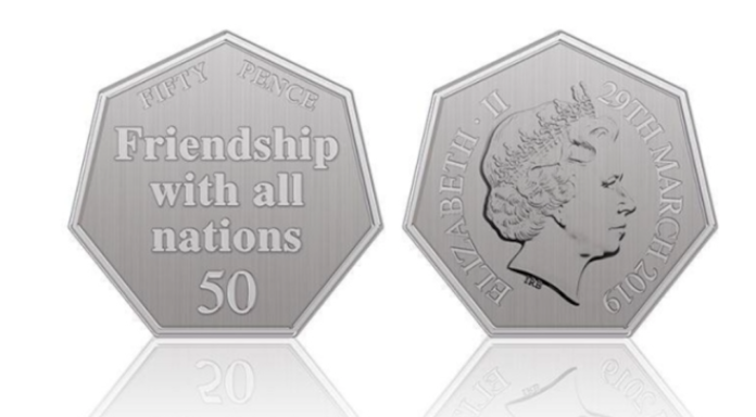 50 pence Brexit