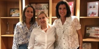 Christine Afflelou Helene Darroze Top Chef Londres