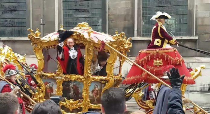 Lord Mayor Show 2017