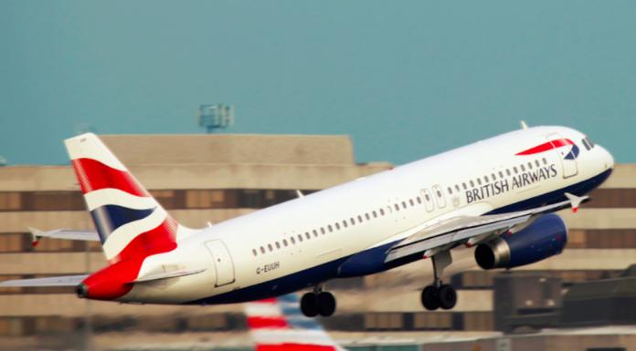 british airways nouvelle ligne londres bastia