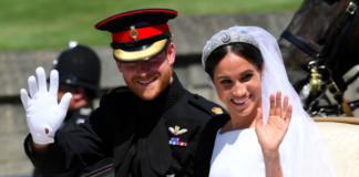 exposition mariage princier Meghan et Harry Windsor