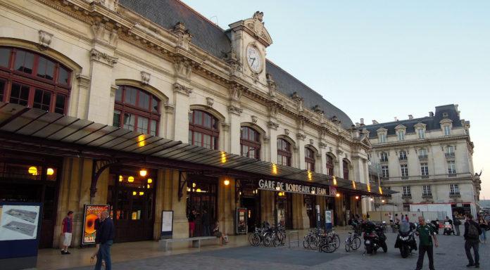 gare bordeaux liaison ferroviaire londres-bordeaux