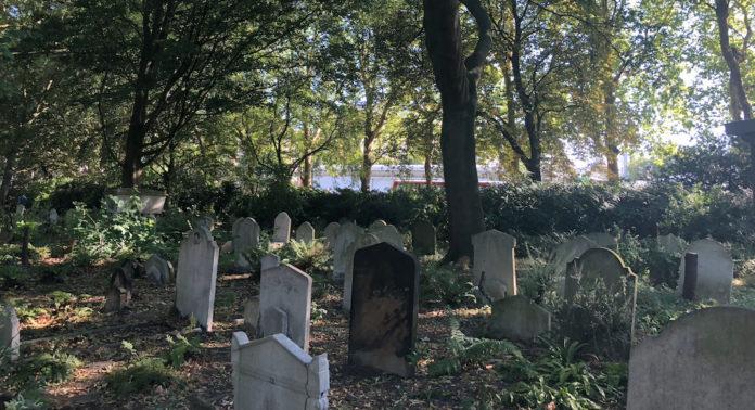 cimetières parcs à Londres
