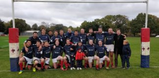 equipe london french rugby club RFC