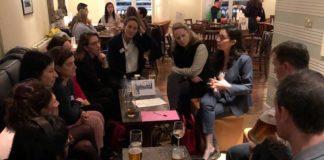 soirée networking professionnels entrepreneurs indépendants francophones de londres