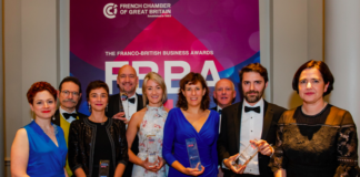 franco-british business awards chambre de commerce remise prix londres