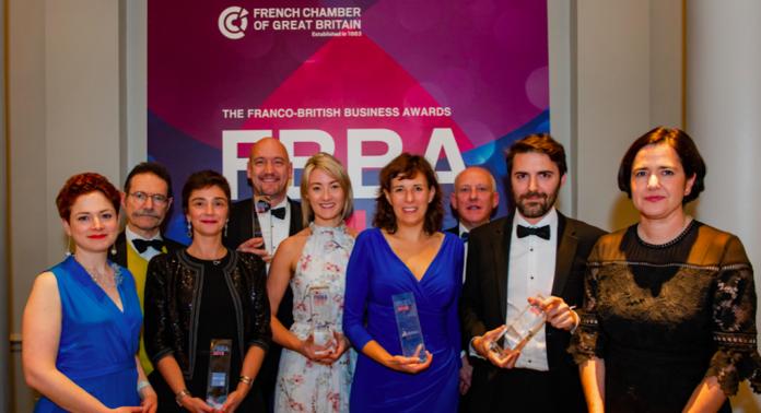 franco-british business awards chambre de commerce remise prix londres
