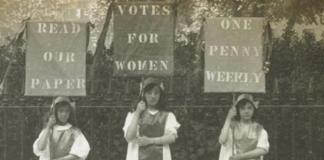 suffragettes droit de vote femmes royaume-uni exposition museum of london