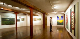 winter exhibition artistes francais menier gallery