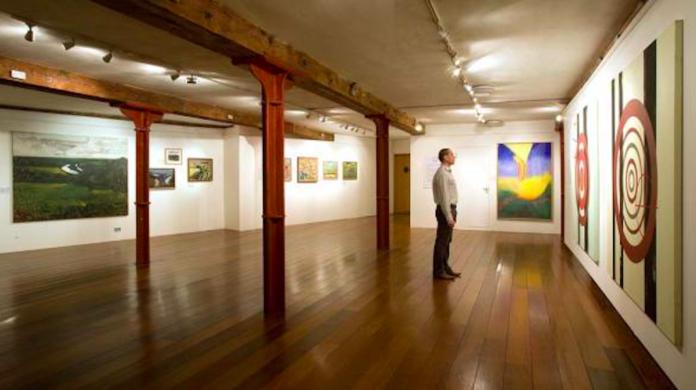 winter exhibition artistes francais menier gallery