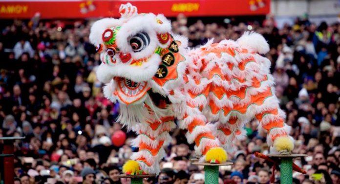 Nouvel An Chinois que faire à londres février 2019
