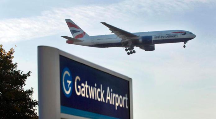 vinci nouveau propriétaire gatwick aeroport londres
