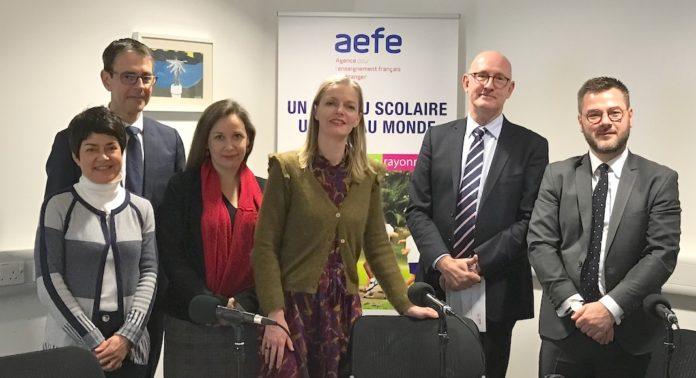visite CFBL academie versailles exiles brexit