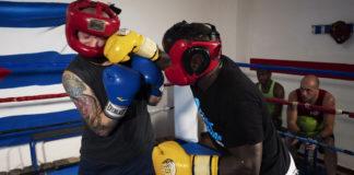 Boxe à Londres