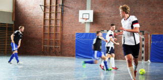 Futsal à Londres