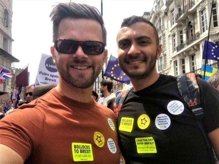 couples franco-britanniques brexit
