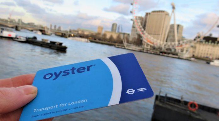 pourquoi carte Oyster appelle ainsi