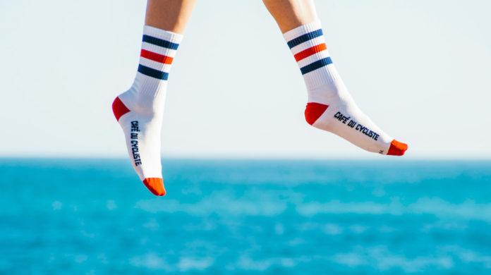 cafe du cycliste londres socks amnesty echange chaussettes recyclage