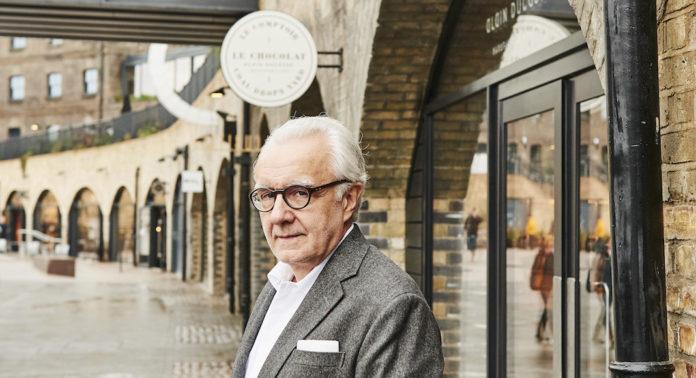 Alain Ducasse Le Cafe londres