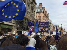 marche brexit londres