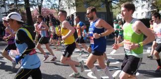 marathon londres francais