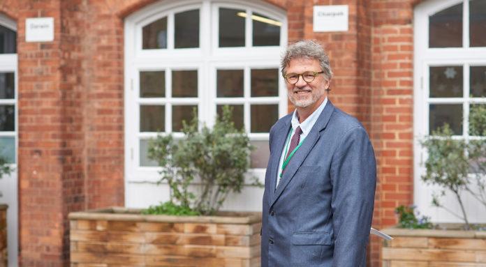 Denis Bittmann nouveau proviseur college francais bilingue londres